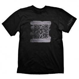 Camiseta Qr Code The Talos Principle