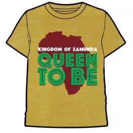 Camiseta Queen To Be Kigdom Of Zamunda Adulto