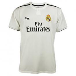Camiseta Real Madrid Blanco Adulto