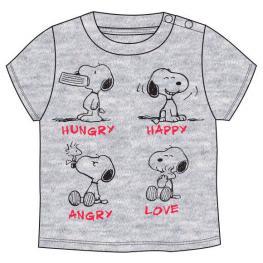 Camiseta Snoopy Estados Bebe