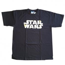 Camiseta Star Wars Xxl Logo