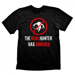 Camiseta The Real Hunter Dying Light