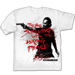 Camiseta The Walking Dead Wrong People