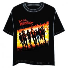 Camiseta The Warriors Adulto