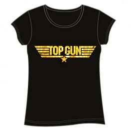 Camiseta Top Gun Gold Adulto