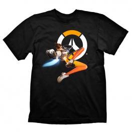 Camiseta Tracer Hero Overwatch