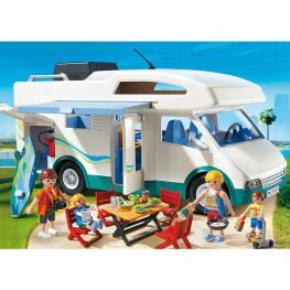 Caravana Verano Playmobil Summer Fun