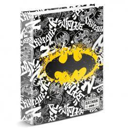 Carpeta A4 Batman Dc Comics Tagsignal Anillas