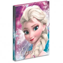 Carpeta A4 Gomas Frozen Disney Shining
