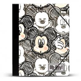 Carpeta A4 Mickey Disney Oh Boy Gomas
