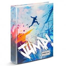 Carpeta A4 Pro Dg Jump Anillas