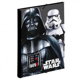 Carpeta Gomas Solapas Star Wars Flash