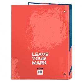 Carpeta Kelme Mark A4 Anillas