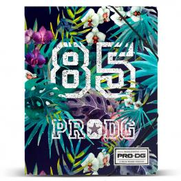 Carpeta Pro Dg Jungle Gomas
