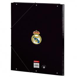 Carpeta Real Madrid A4 Solapas