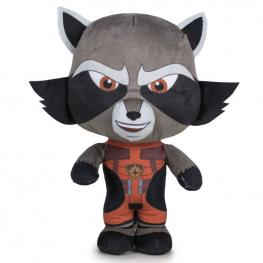 Peluche Rocket Guardianes de la Galaxia Marvel 29Cm
