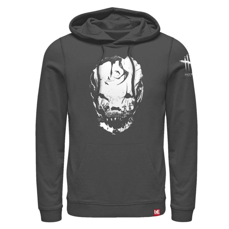 Sudadera Bloodletting White Dead By Daylight Capucha