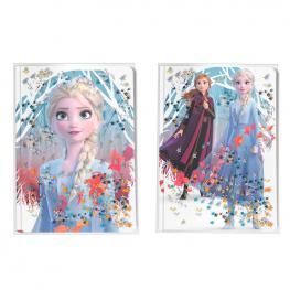 Diario Efecto Agua Frozen 2 Disney