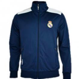 Chaqueta Real Madrid Marino Adulto