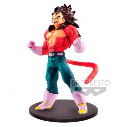Figura Super Saiyan Vegeta Metallic Hair Color Blood Of Saiyans Dragon Ball Gt 20Cm