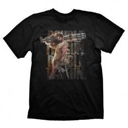 Camiseta Double The Gun Double The Fun Serious Sam