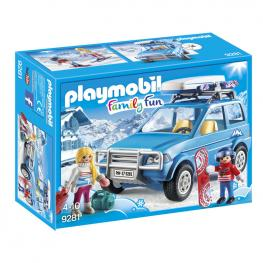 Coche Playmobil Familyfun