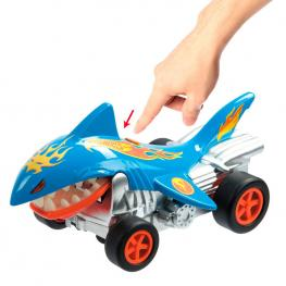 Coche Shark Attack Hot Wheels Radio Control