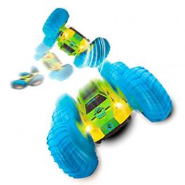 Coche Stunt Tornado Hot Wheels Radio Control