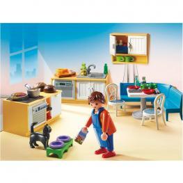 Cocina Playmobil Dollhouse