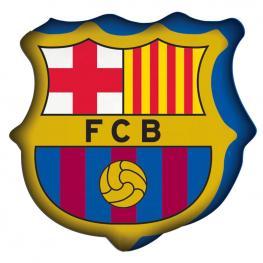 Cojin 3D Fc Barcelona