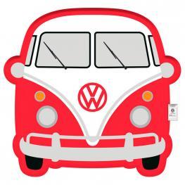 Cojin Caravana Volkswagen Vw T1 Rojo