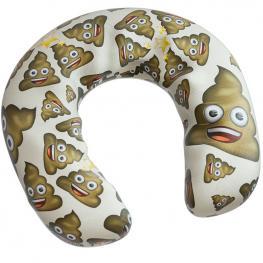Cojin Cervical Antiestres Emoji Caca