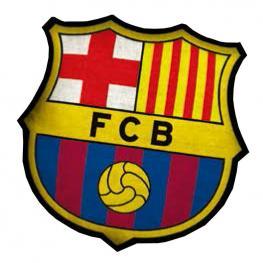 Cojin Fc Barcelona Escudo