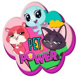 Cojin Forma Littlest Pet Shop 40Cm
