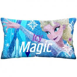 Cojin Jumbo Frozen Disney Velour Brillo 70Cm