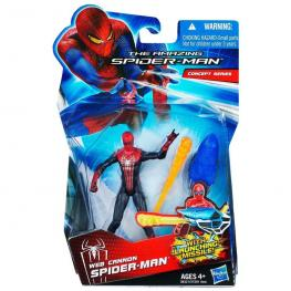 Figura Spiderman Cañon