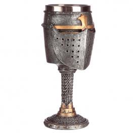 Copa Casco y Malla Medieval