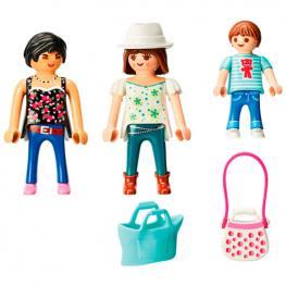 Mujeres Con Niño Playmobil