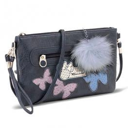 Bolso Walk Pocket Minnie Disney Blufy