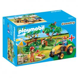 Cosecha de la Huerta Playmobil Country