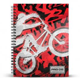 Cuaderno A4 Pro Dg Backflip