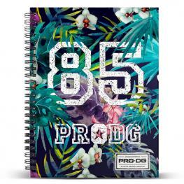 Cuaderno A4 Pro Dg Jungle