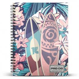 Cuaderno A4 Pro Dg Samoa