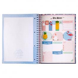 Cuaderno A4 Triangulos