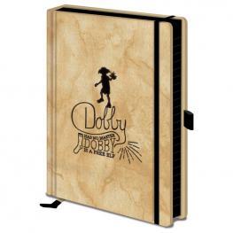 Cuaderno A5 Premium Dobby Harry Potter