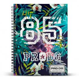 Cuaderno A5 Pro Dg Jungle