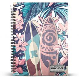 Cuaderno A5 Pro Dg Samoa