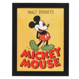 Cuadro Mickey Clasico Disney