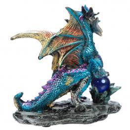 Figura Dragon Pesadilla Encantada Adivino Bola Surtido