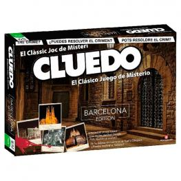 Juego Cluedo Barcelona